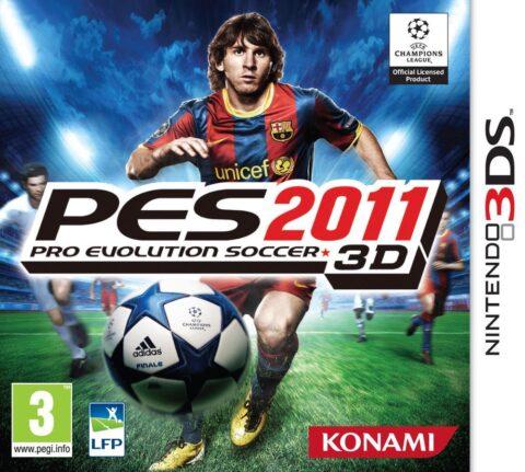 PES 2011 PlayStation 3