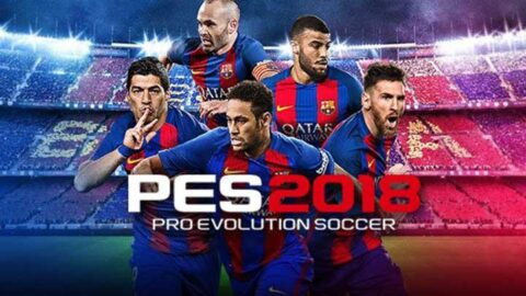 PES 2018 PS3 Download