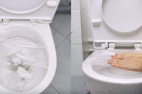 Cara Mengatasi WC yang Mampet