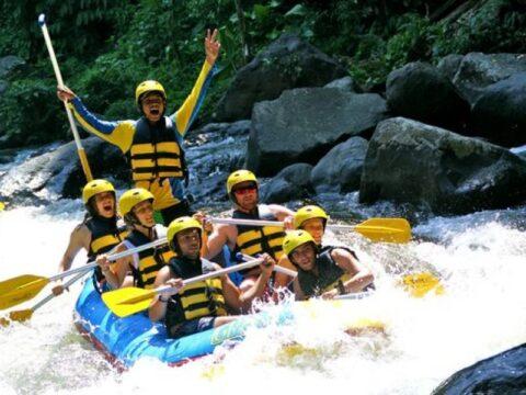 Jenis - jenis Rafting di Bali