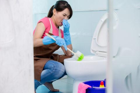 Ini Dia Beberapa Faktor Penyebab Bau Kamar Mandi yang Perlu Anda Ketahui