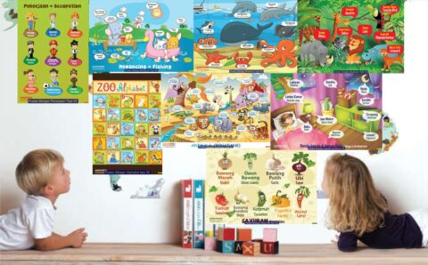 10 Cara Mengajarkan Anak Bahasa Inggris Sejak Bayi yang Fantastis