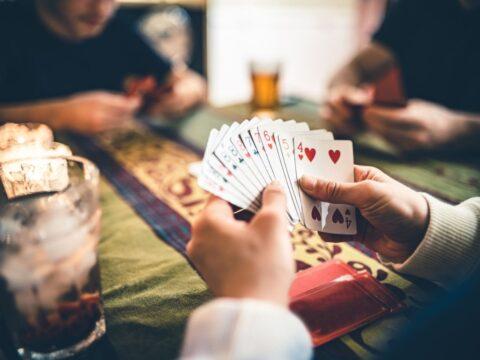 Card in the Card World
