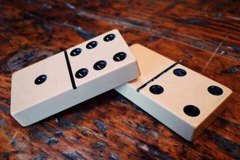 Beginning of Domino qq