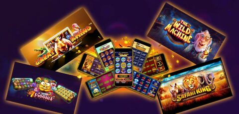 Online Slot Gambling Collection